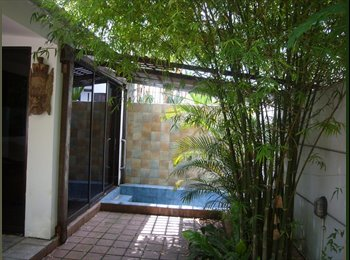 Studio Mini Villa w garden & mini outdoor pool
