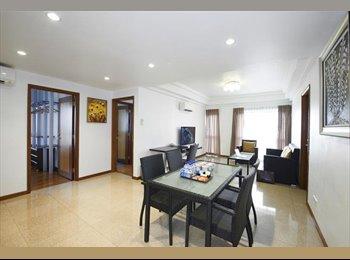 EasyRoommate SG - 3BR Service Apartment for rent, Mountbatten - $6,200 pcm