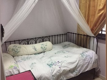 Simple small room in HDB for rental