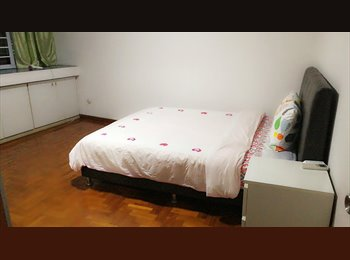 EasyRoommate SG - Condo Big Common Room next to MRT for rent - Jurong, Singapore - $1,200 pcm