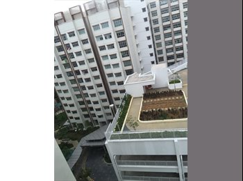 EasyRoommate SG - share common room in SiMei(Female Tenant) - Simei, Singapore - $325 pcm