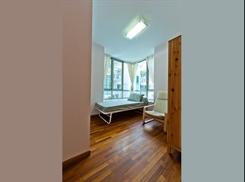 Common Bedroom - Very High Floor (The Quartz)
