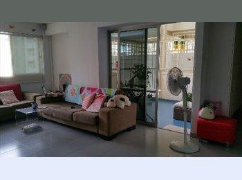 Room in Pasir Ris for Stewardess
