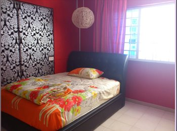 EasyRoommate SG - comm rooms, 800 each, near hougang MRT - Hougang, Singapore - $800 pcm