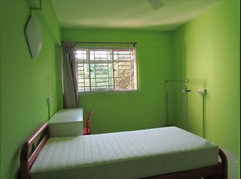 EasyRoommate SG - Non-sharing air-con room in AMK Ave 4 - Ang Mo Kio, Singapore - $650 pcm