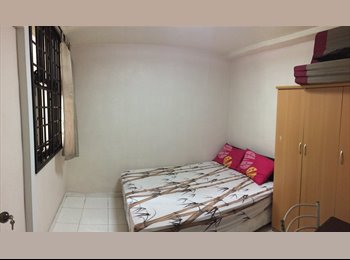 C/m room to rent at Sembawang. Can CooK. Wifi