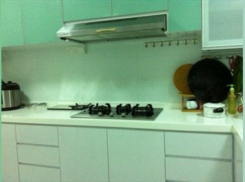 Near to YISHUN MRT.High floor.Corner Room