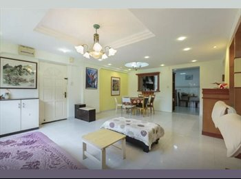 Fully furnished Room in a fully furnished house!