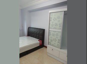 EasyRoommate SG - common room for rent - Chai Chee, Singapore - $650 pcm