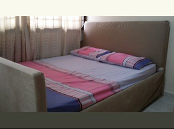 EasyRoommate SG - master rm with utility bills included $1050 - Jurong, Singapore - $1,050 pcm