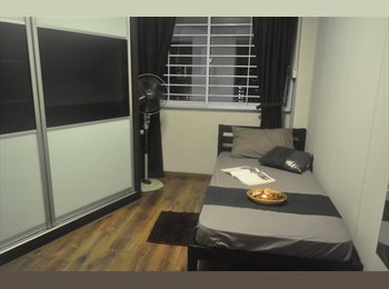 Exclusive single female only double room for rent