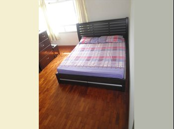 FULLY FURNISHED MASTER BEDROOM WITH TV AVAILABLE