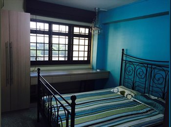 EasyRoommate SG - single room to rent for female - Holland, Singapore - $1,200 pcm