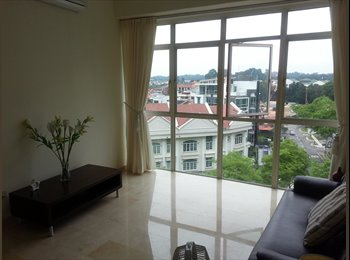 Common rooms in Orchard 5 mins walk to Stevens MRT