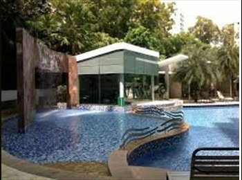 2 Common Rooms at Tanah Merah (Parking available)