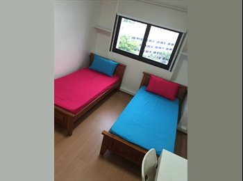 Windy Rooms with Unblocked View Near Sengkang MRT