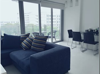 EasyRoommate SG -  Bedroom with attached bathroom available in the New Condo - Serangoon Road, Singapore - $1,250 pcm