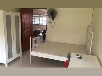 Master bedroom in pasir ris for rent