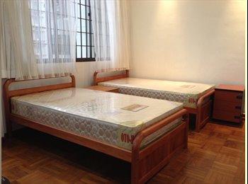 EasyRoommate SG - Large Master Room (near CBD, no Agency Fee) - Tanjong Rhu, Singapore - $1,600 pcm