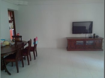Senkang common room available, very near by MRT