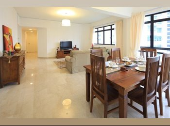 3 Bedrooms Full Furnished For Rent