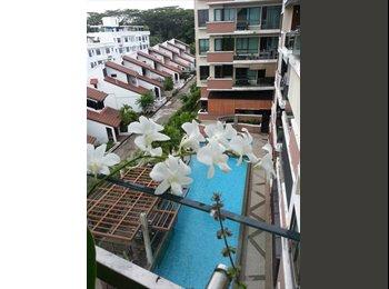 Resort-living single room for rent