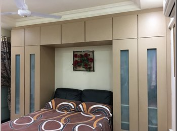 EasyRoommate SG - Room vacancy at Blk 111   Tampines St 11 - Tampines, Singapore - $700 pcm