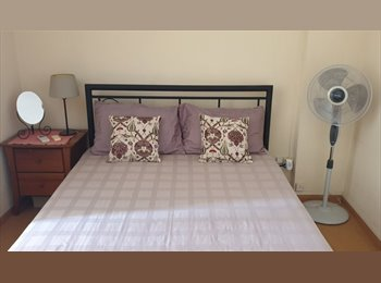 F/Furnished Cosy Master Bedroom - Pasir Ris Dr 6