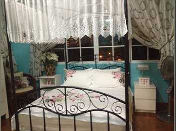 EasyRoommate SG - Beautiful Fully Furnished Bedroom near Simei MRT - Simei, Singapore - $1,200 pcm
