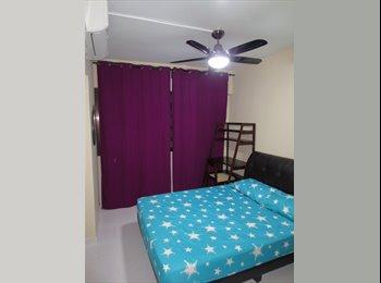 EasyRoommate SG - Comman Room + Aircon  - Walking distance to Sembawang MRT - Sembawang, Singapore - $600 pcm