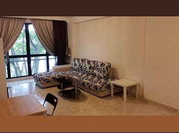 EasyRoommate SG - ** Fully furnished 3 bedder condo with no owner!!! - Simei, Singapore - $3,200 pcm