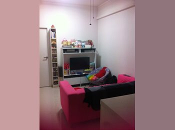 Novena looking for female flatmates 3 mins to mrt 1000/mth