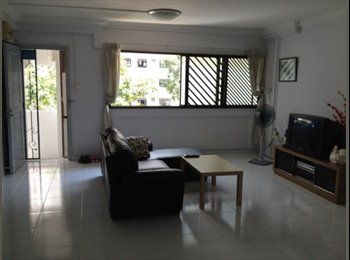 Master Bedroom for rent in Tampines