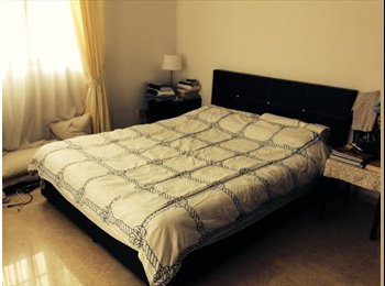 nice common rooms available .best location .MRT