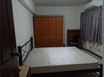 Master Room in Potong Pasir for Single lady