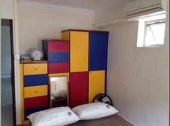 bedrooms for rental in tampines (single n sharing)