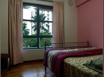 Condominium room for rent - Aquarius by the Park