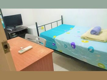 Private supersingle bedroom at Aljunied