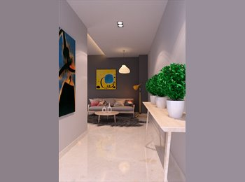 Just One Year Old ENSUITE Fully Furnished Rooms for rent