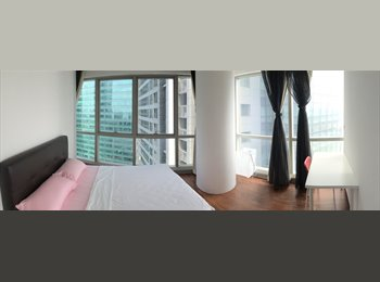 EasyRoommate SG - Rooms For Rent - The Sail @ Marina Bay - Raffles Place, Singapore - $2,600 pcm