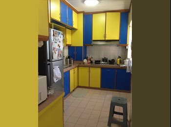 FOR RENT: Master's Bedroom - Hougang Area