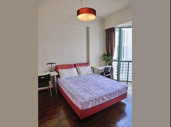 Homely & Cozy Condo Master rm PayaLebar SunnySpring