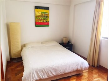 Spacious Common Room/ Private Condominium/ Orchard