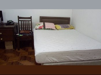 CITY - MASTER ROOM WITH ATTACHED TOILET  RENT