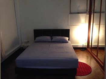 Master room in Orchard Mins to MRT