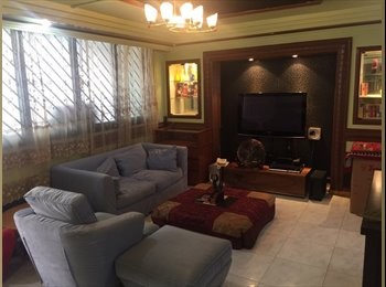 Fully furnished apartment / flat with 3 bedrooms