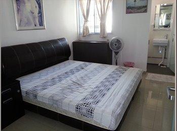 AMK - Master Bed room, Lift Landing