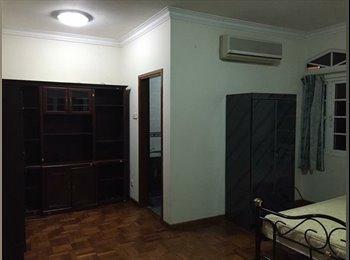 MRT 2 min walks - Master Room for rent @ kembangan