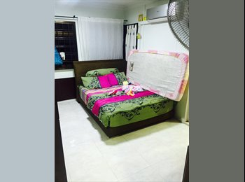 Master bedroom at 963 Hougang Avenue 9 for rent