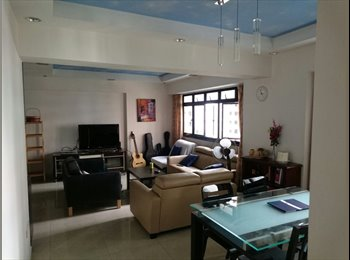 Master Bedroon for rent - Tanjong Pagar